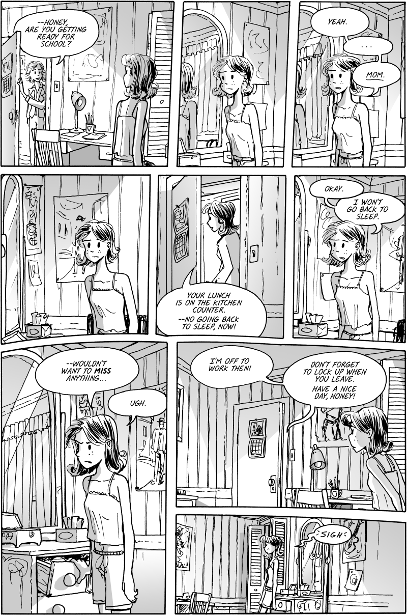 Jenny Mysterious Chapter#1 Page#10