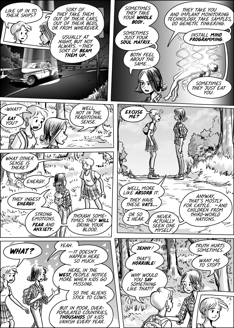 Jenny Mysterious Chapter#4 Page#105