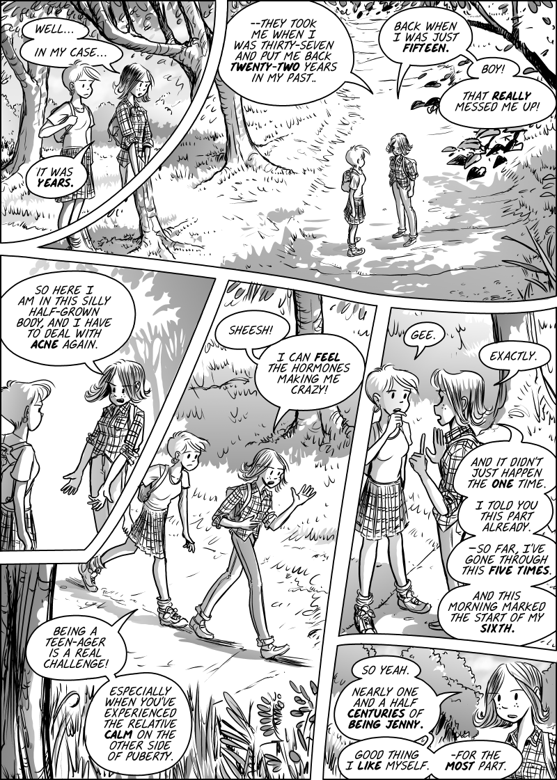 Jenny Mysterious Chapter#4 Page#110