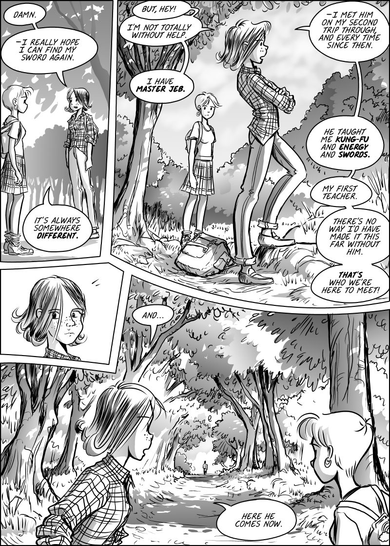 Jenny Mysterious Chapter#4 Page#112
