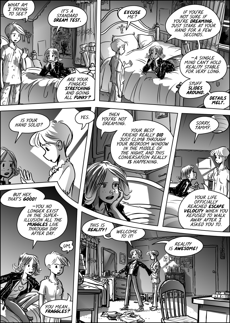Jenny Mysterious Chapter#5 Page#127