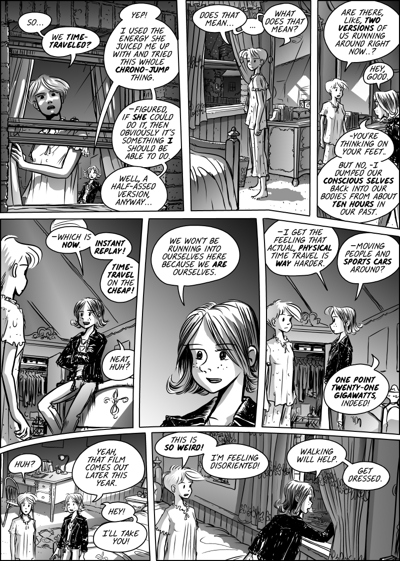 Jenny Mysterious Chapter#5 Page#130