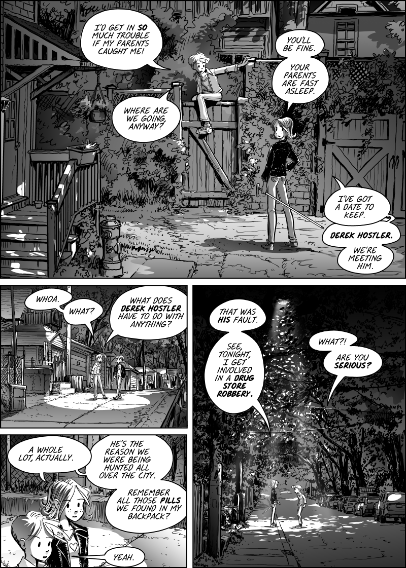 Jenny Mysterious Chapter#5 Page#131