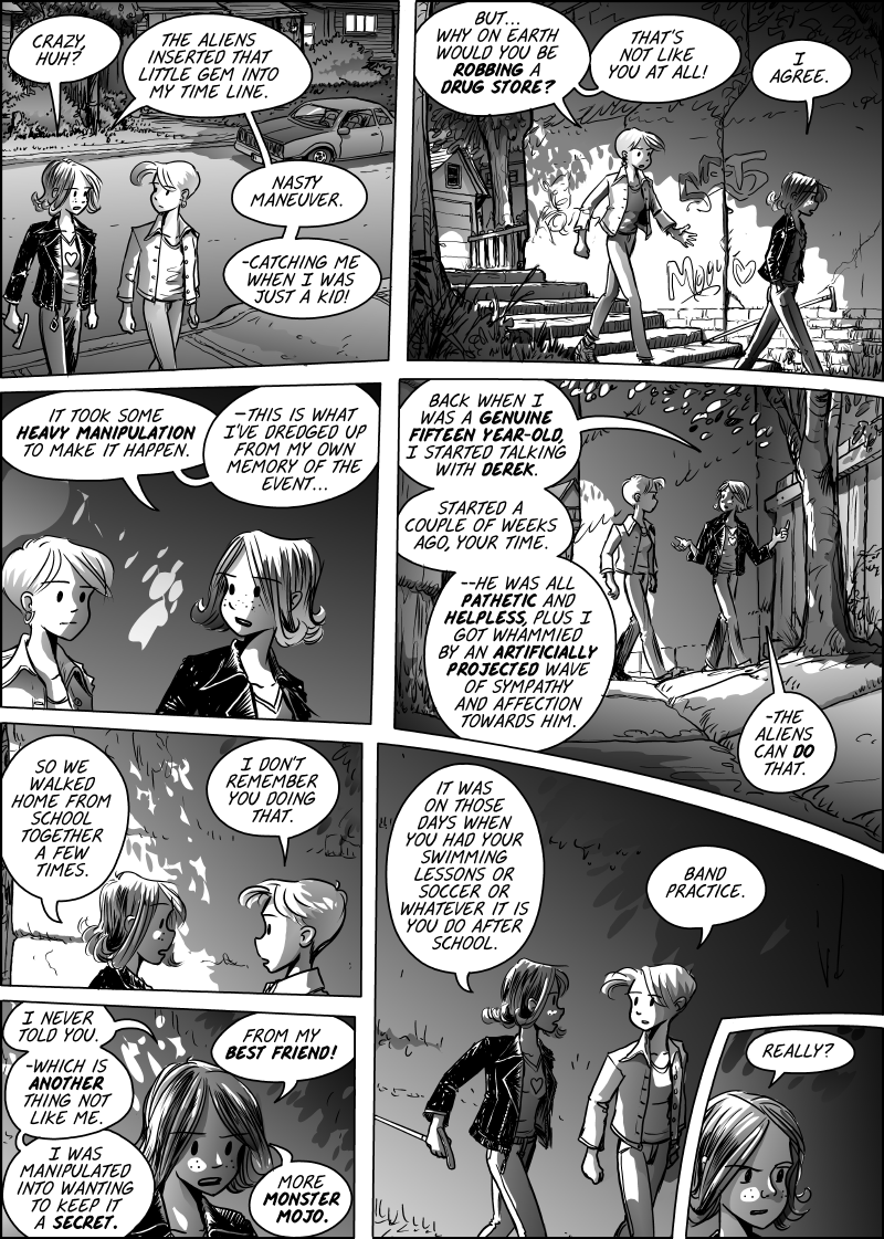Jenny Mysterious Chapter#5 Page#132