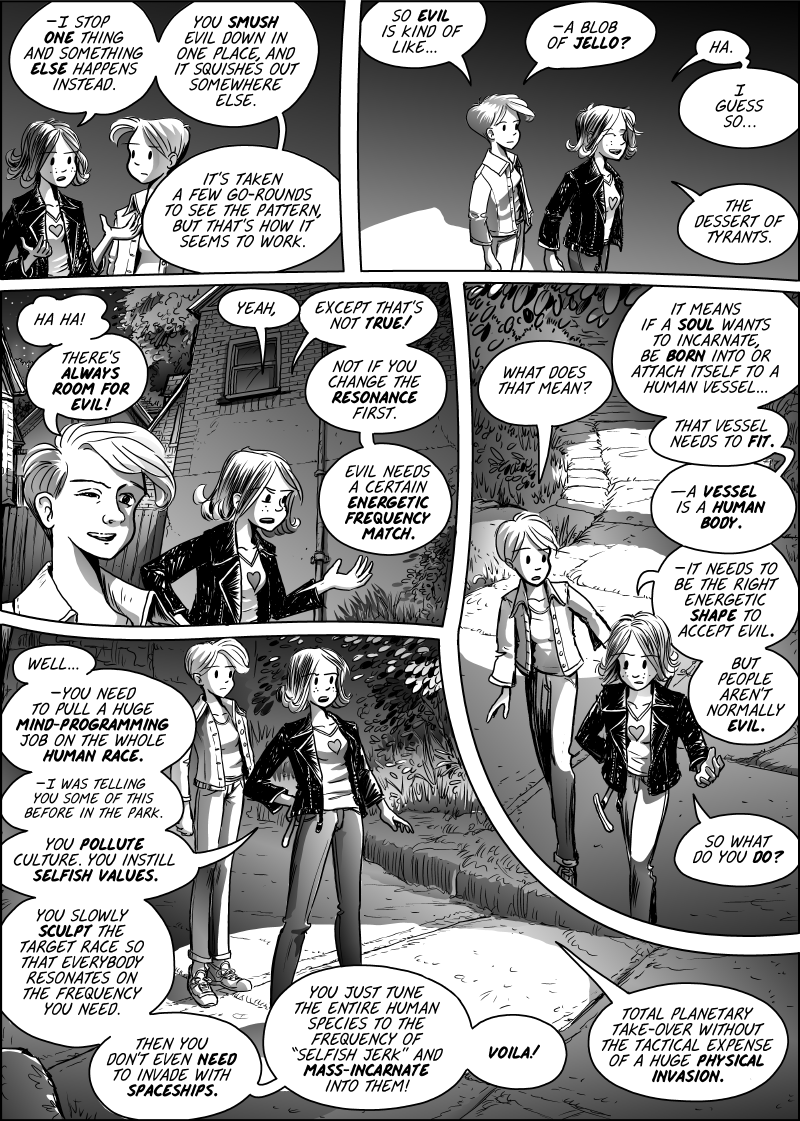 Jenny Mysterious Chapter#5 Page#134