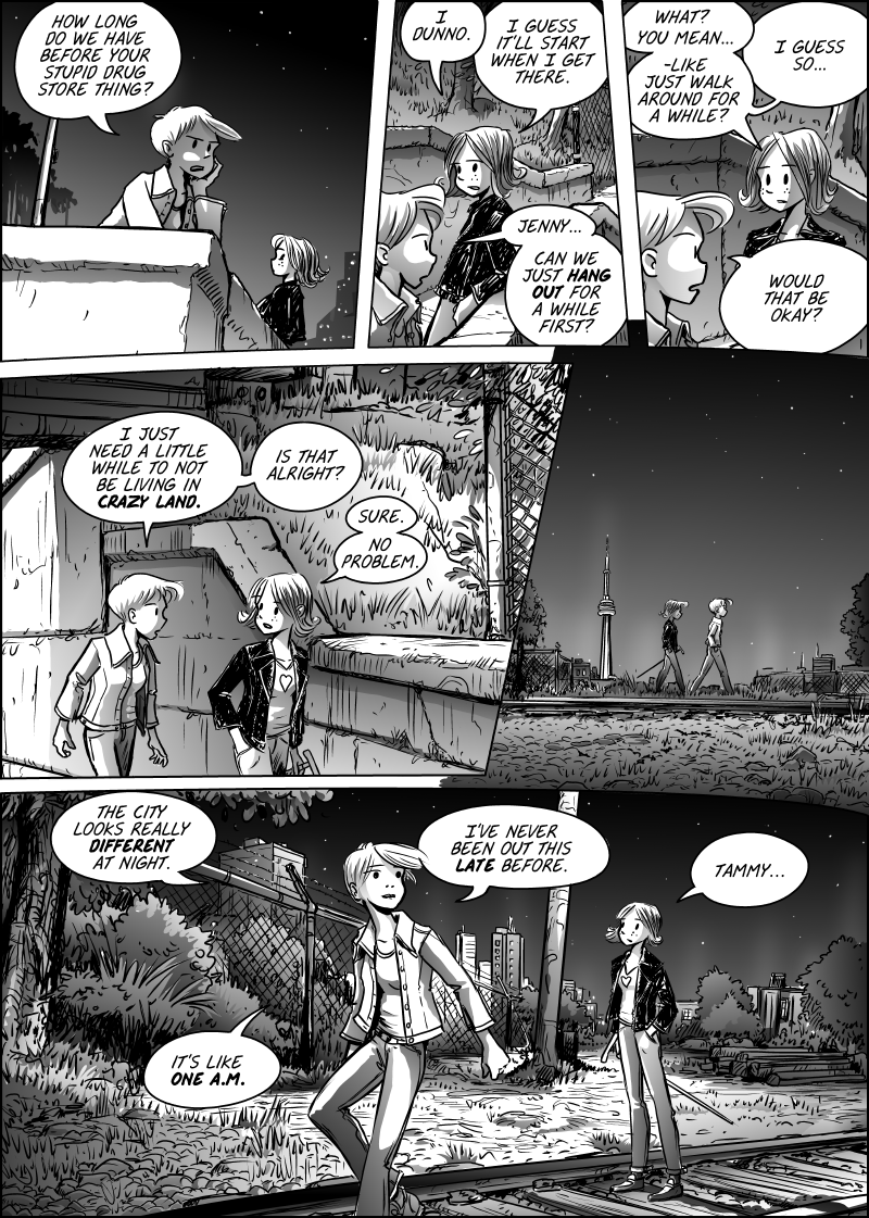 Jenny Mysterious Chapter#5 Page#137