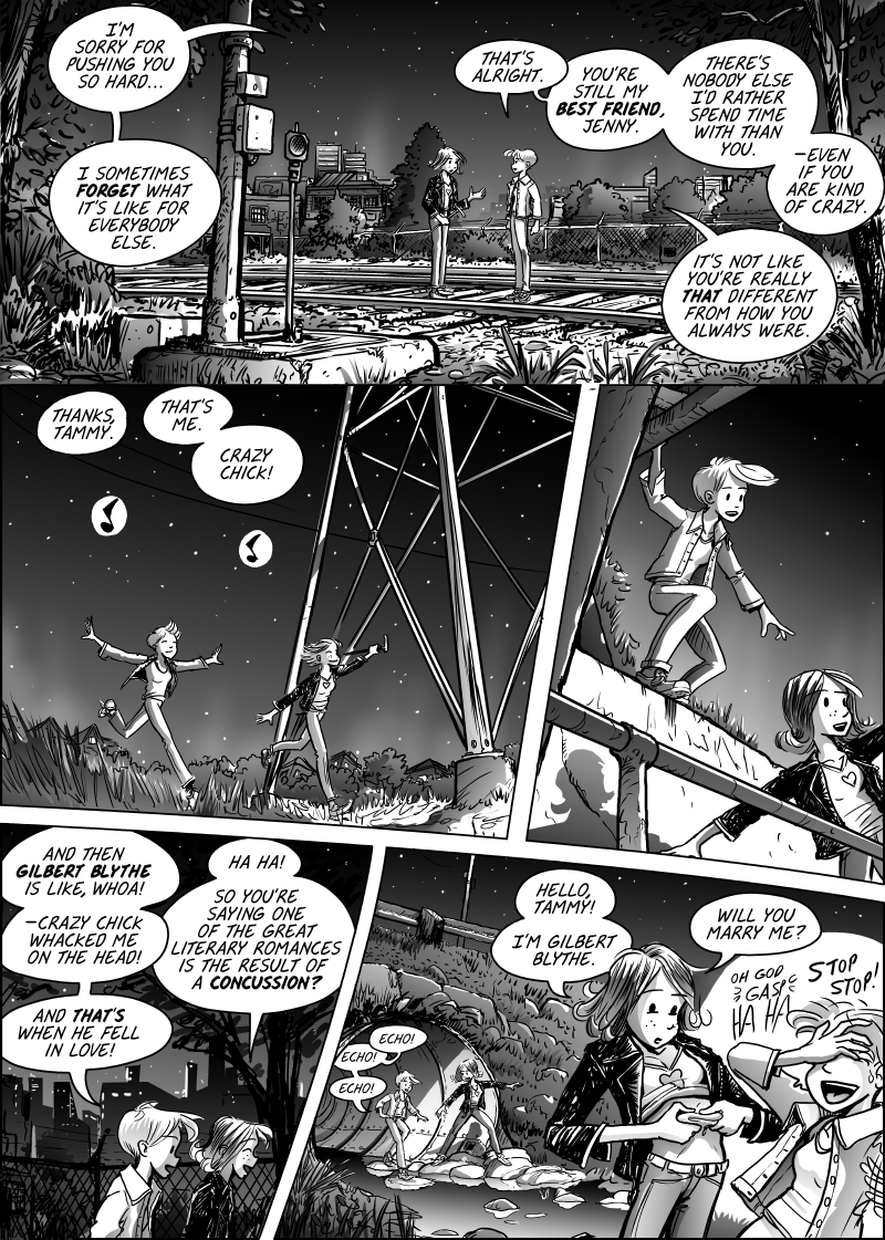 Jenny Mysterious Chapter#5 Page#138