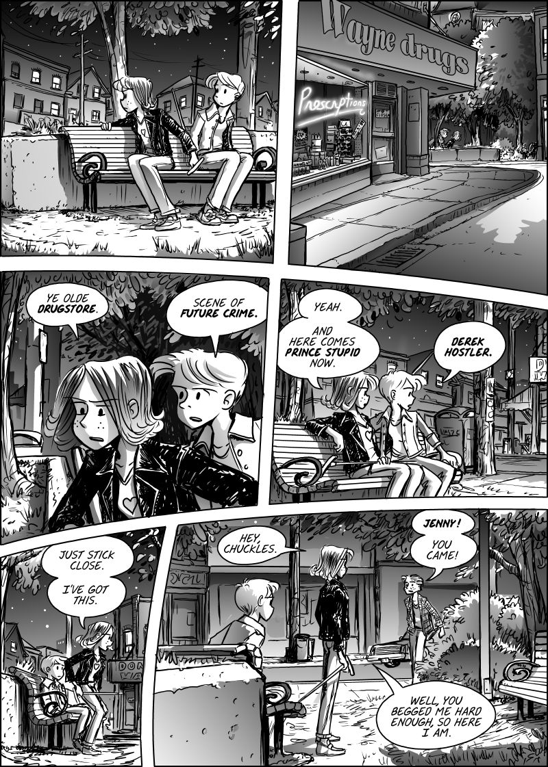 Jenny Mysterious Chapter#5 Page#140