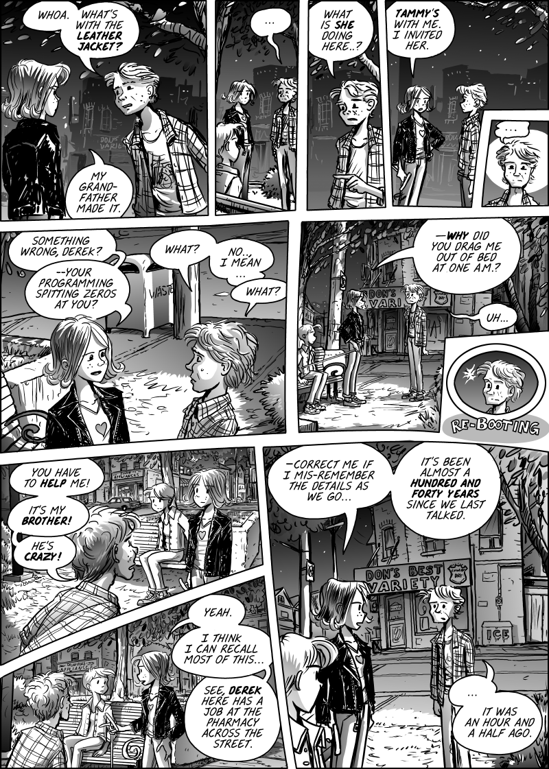 Jenny Mysterious Chapter#5 Page#141