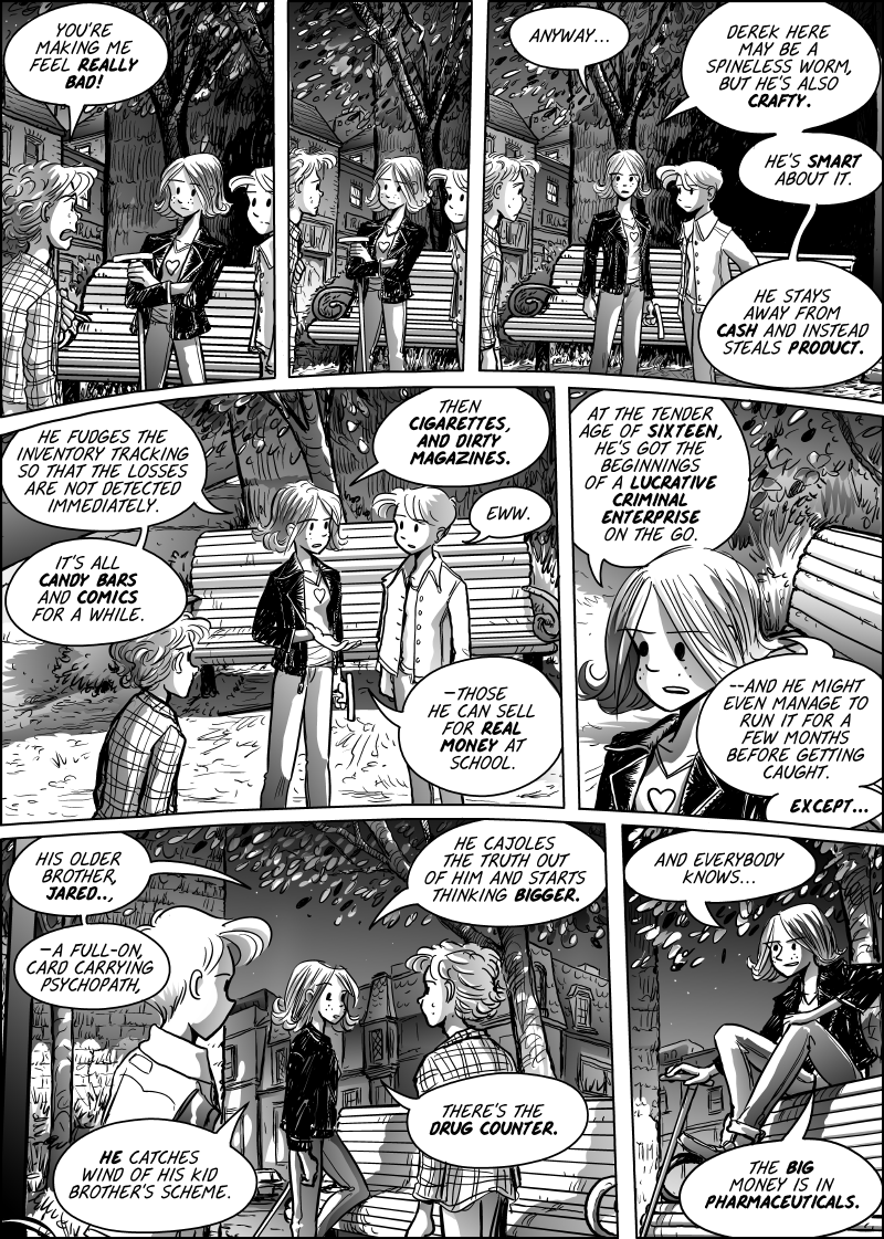 Jenny Mysterious Chapter#5 Page#145