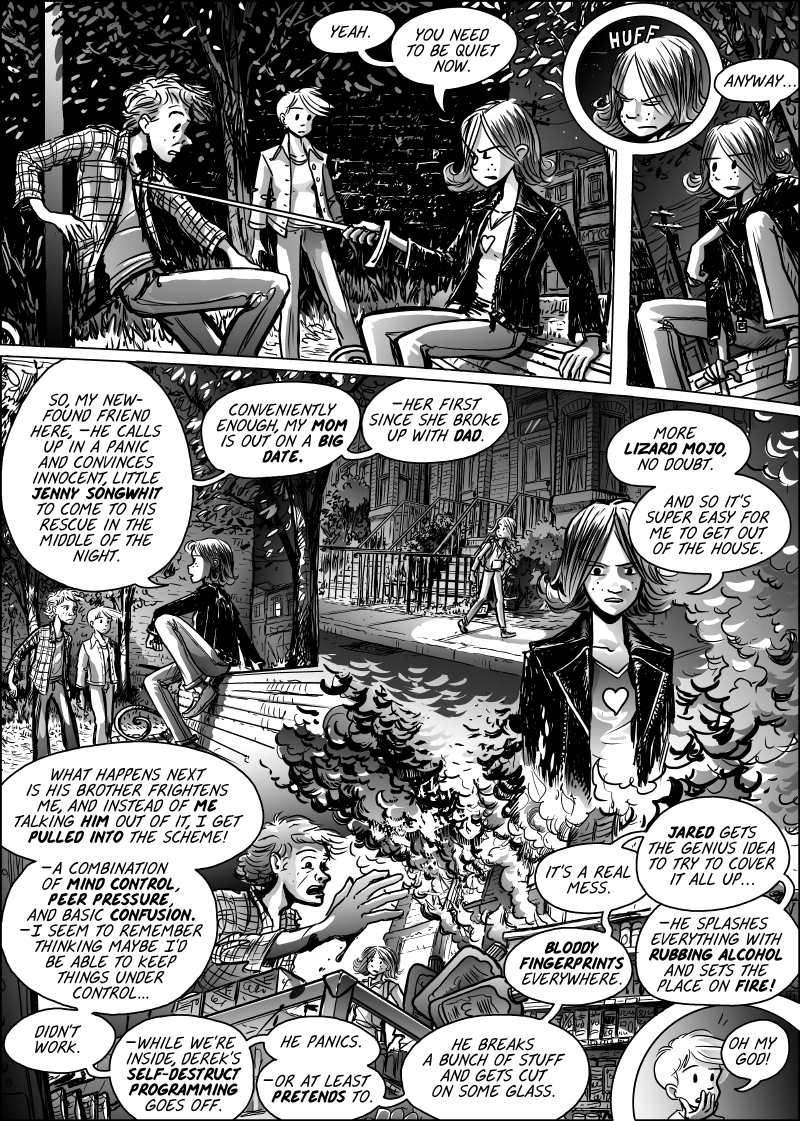 Jenny Mysterious Chapter#5 Page#147