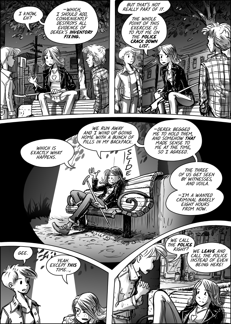 Jenny Mysterious Chapter#5 Page#148