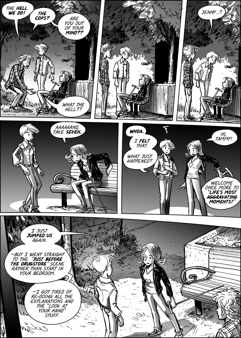 Jenny Mysterious Chapter#5 Page#149