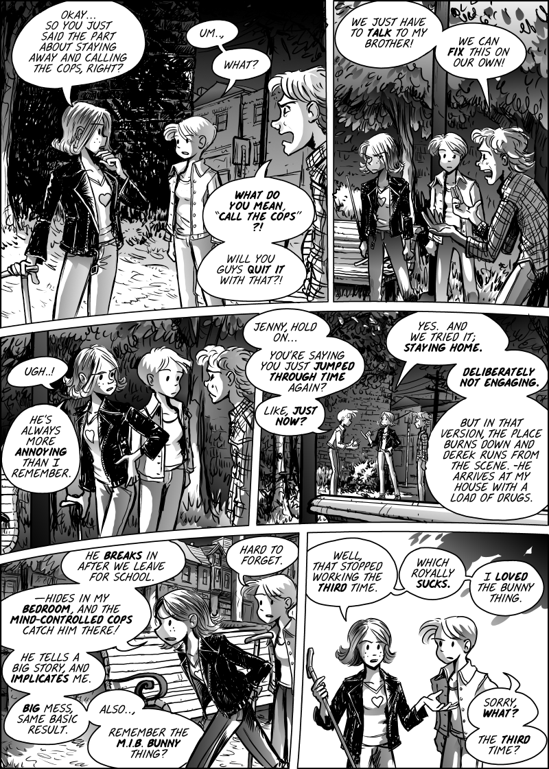 Jenny Mysterious Chapter#5 Page#150