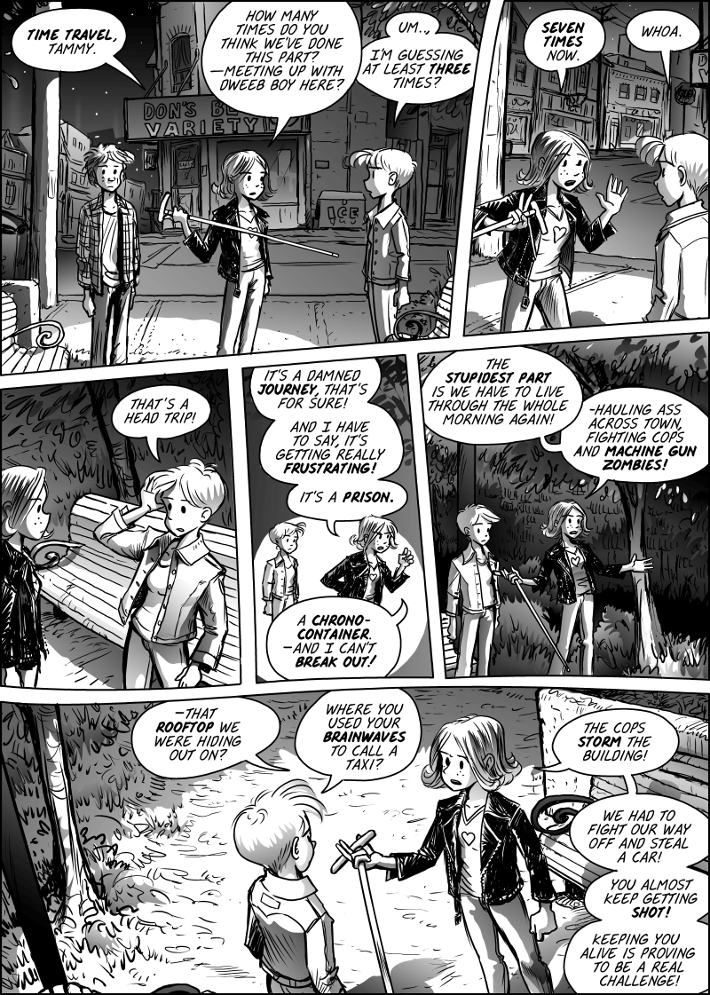 Jenny Mysterious Chapter#5 Page#151