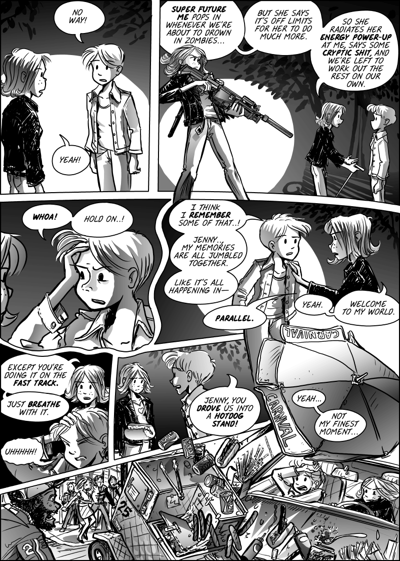 Jenny Mysterious Chapter#5 Page#152