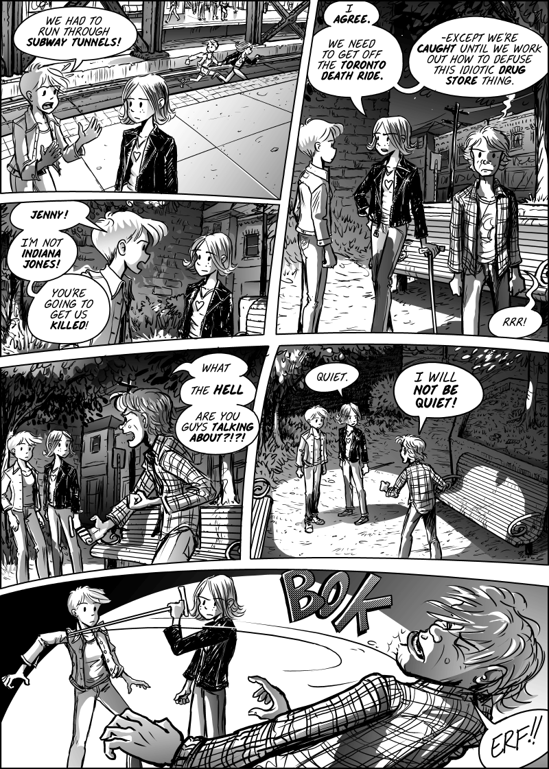 Jenny Mysterious Chapter#5 Page#153
