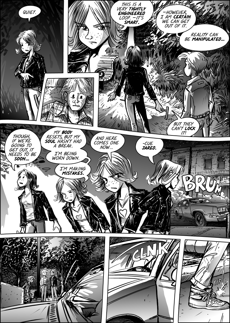 Jenny Mysterious Chapter#5 Page#154