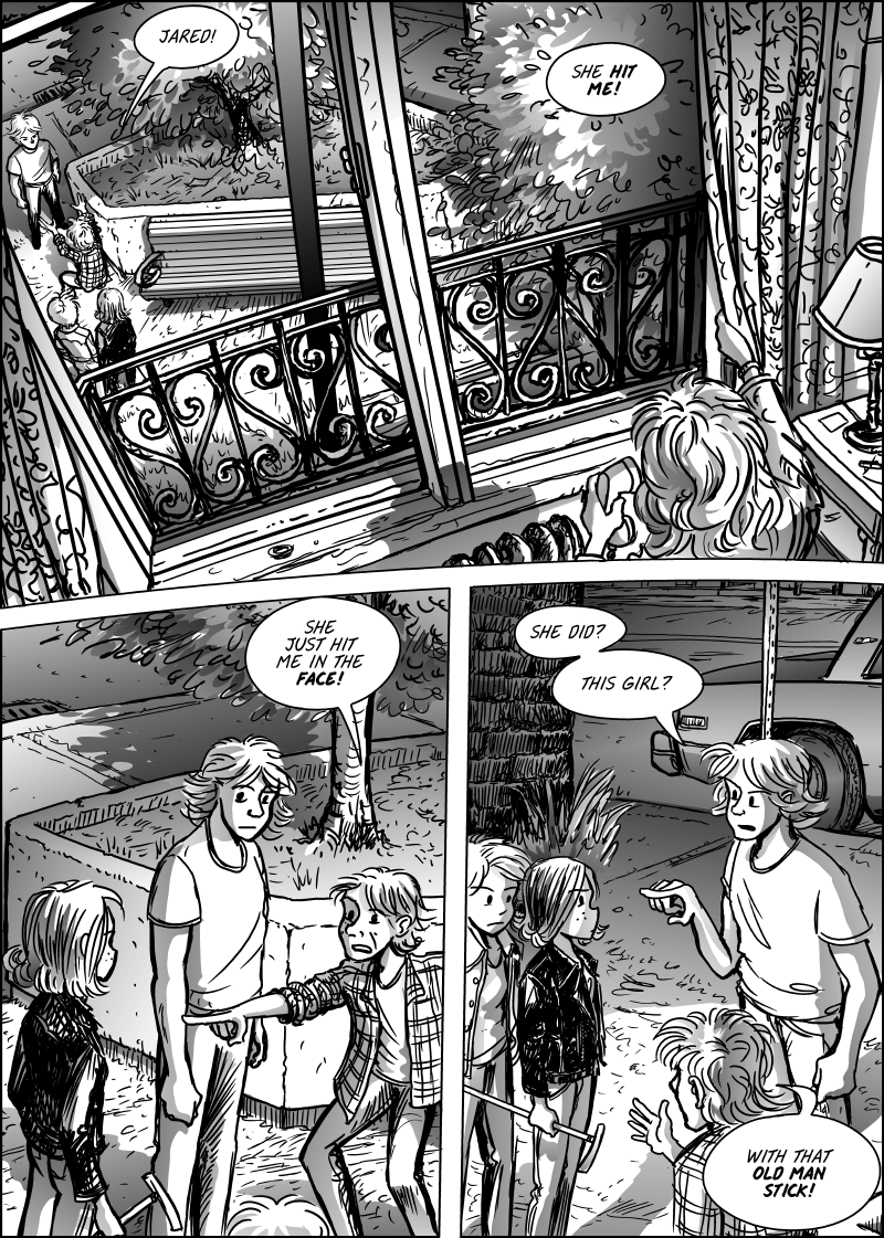 Jenny Mysterious Chapter#7 Page#157