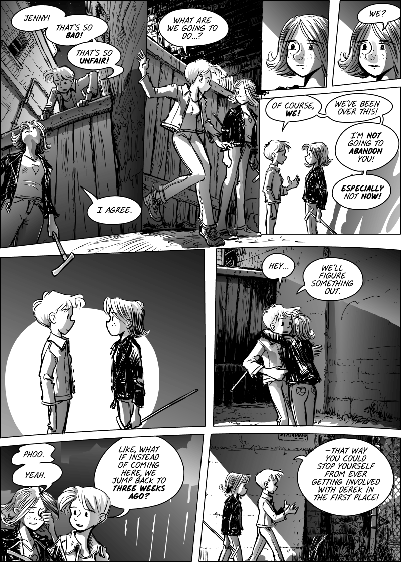 Jenny Mysterious Chapter#7 Page#163