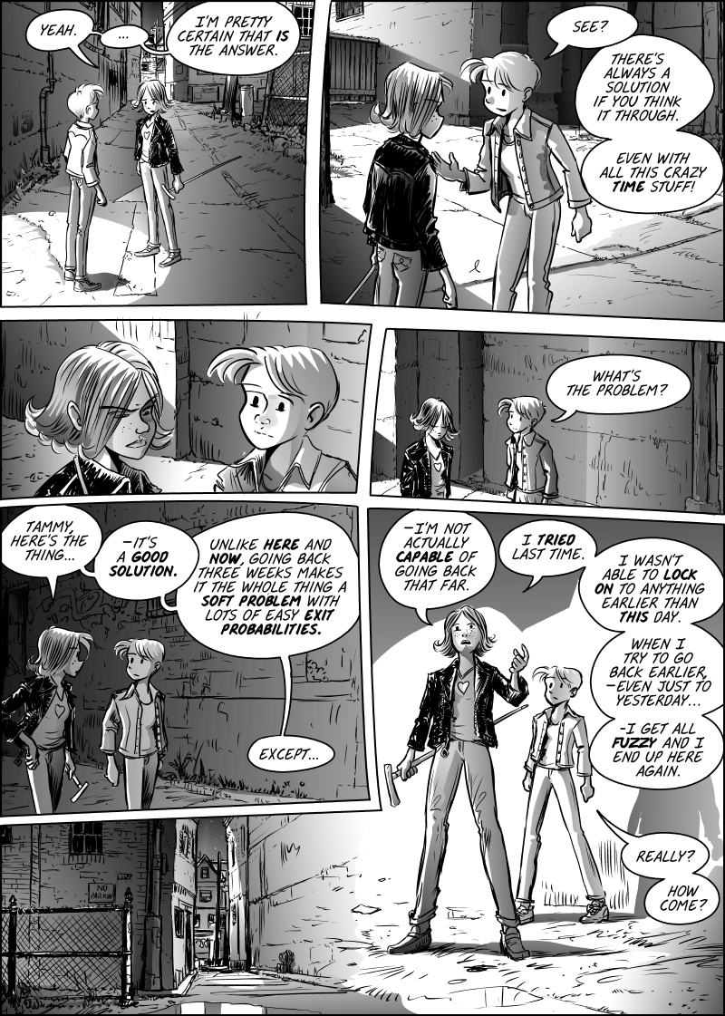 Jenny Mysterious Chapter#7 Page#164