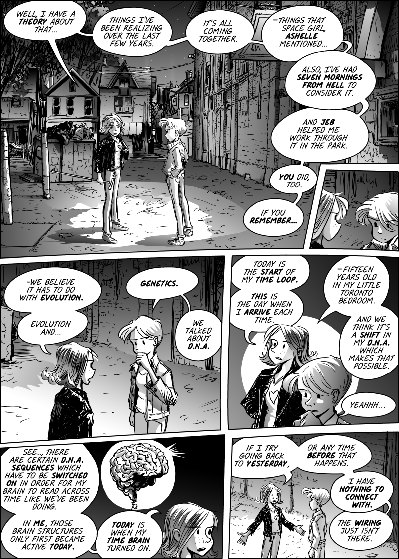 Jenny Mysterious Chapter#7 Page#165
