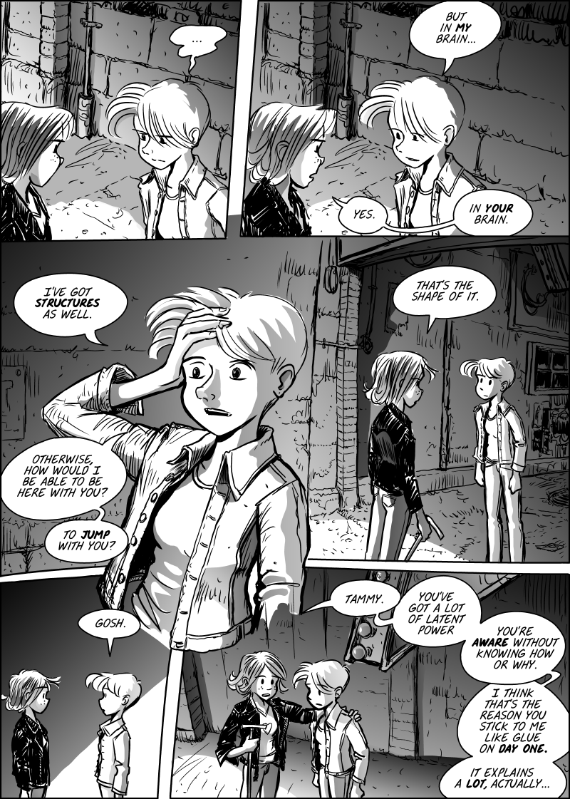 Jenny Mysterious Chapter#7 Page#166