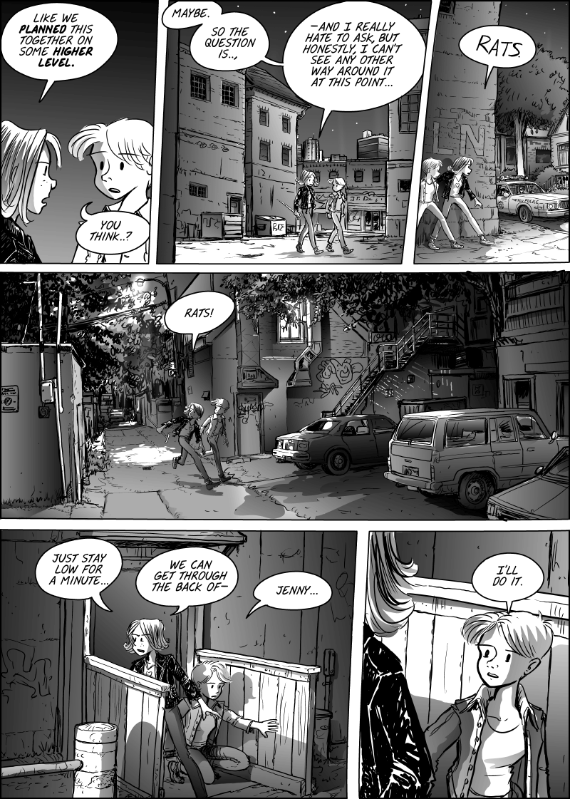 Jenny Mysterious Chapter#7 Page#167