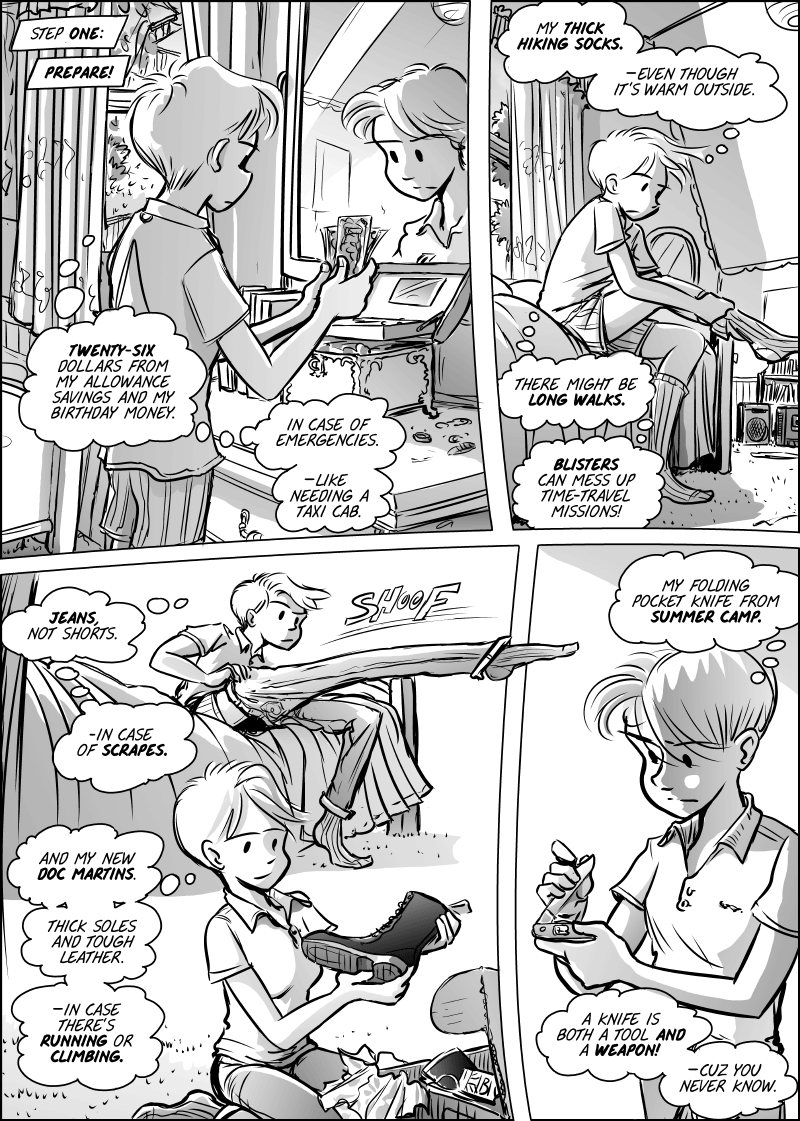Jenny Mysterious Book 2 Chapter#1 Page#175