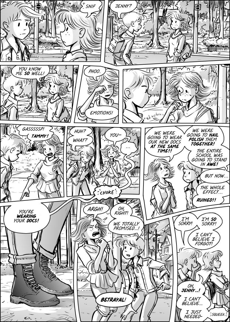 Jenny Mysterious Book 2 Chapter#1 Page#181