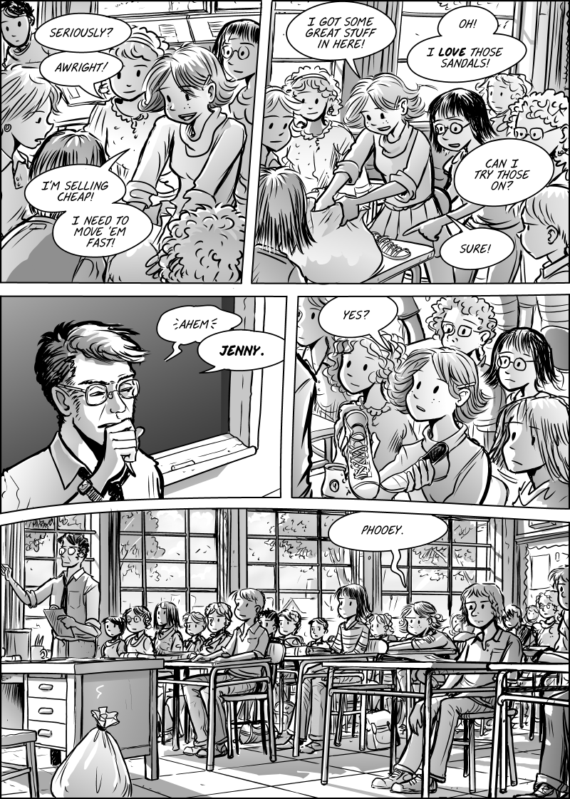Jenny Mysterious Book 2 Chapter#2 Page#192