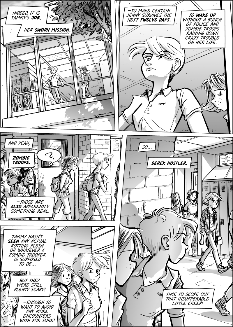 Jenny Mysterious Book 2 Chapter#3 Page#204
