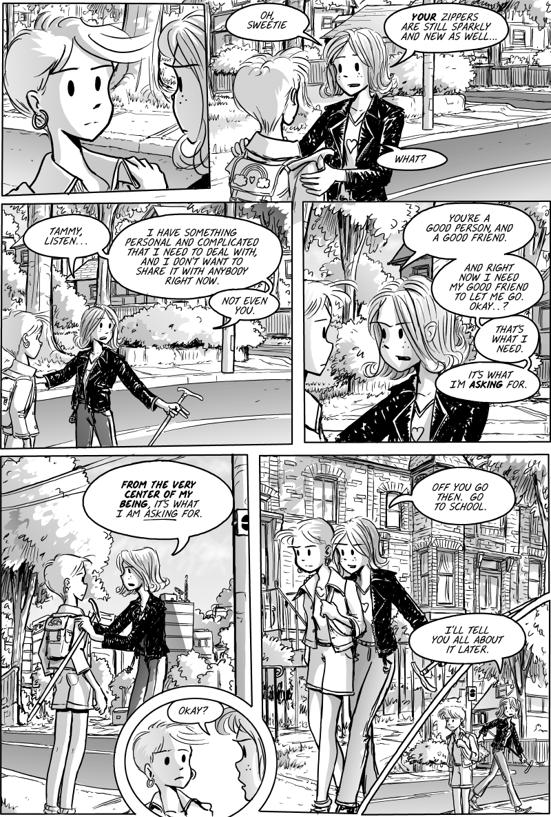 Jenny Mysterious Chapter#1 Page#22