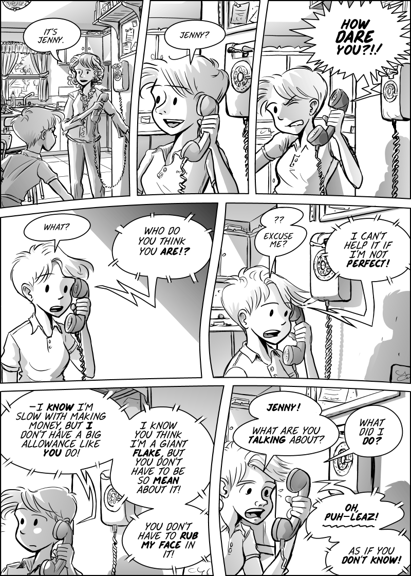 Jenny Mysterious Book 2 Chapter#4 Page#222