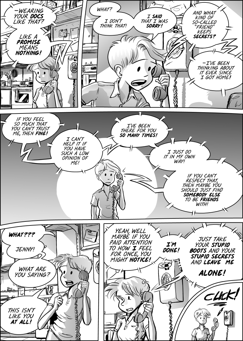 Jenny Mysterious Book 2 Chapter#4 Page#223