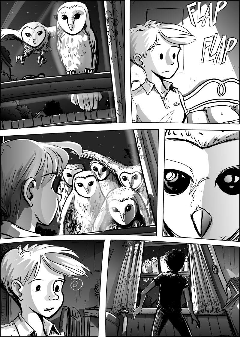 Jenny Mysterious Book 2 Chapter#4 Page#226