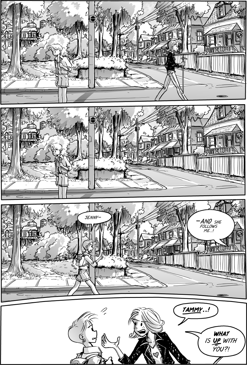 Jenny Mysterious Chapter#1 Page#23
