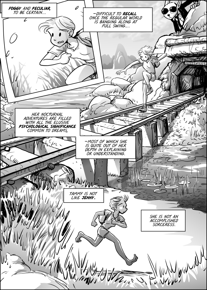 Jenny Mysterious Book 2 Chapter#5 Page#241