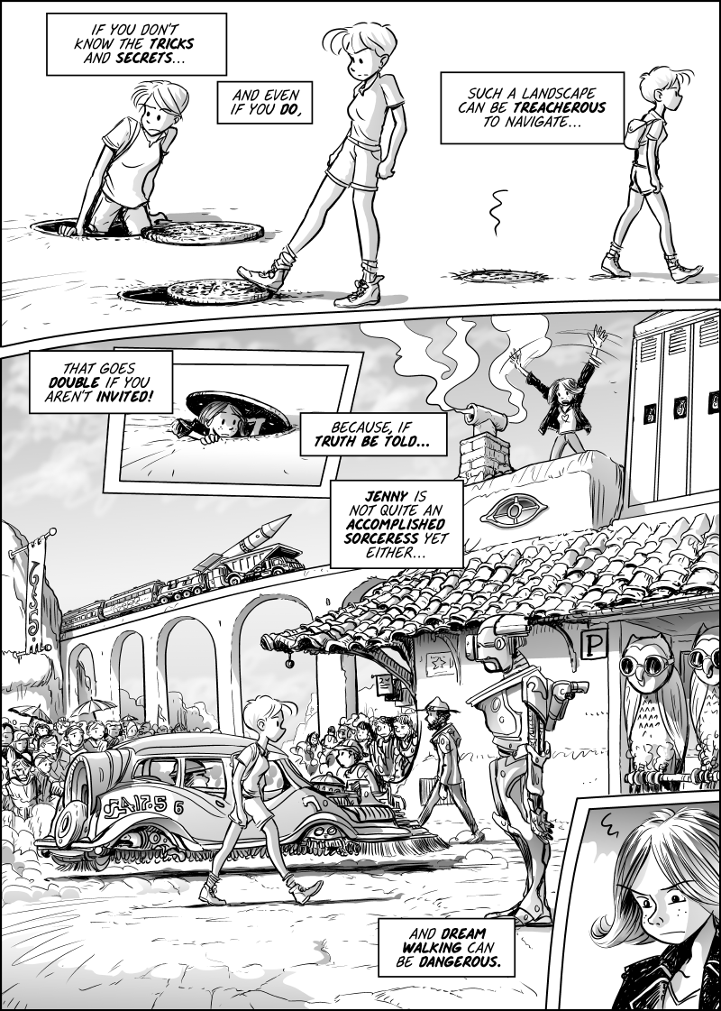 Jenny Mysterious Book 2 Chapter#5 Page#244