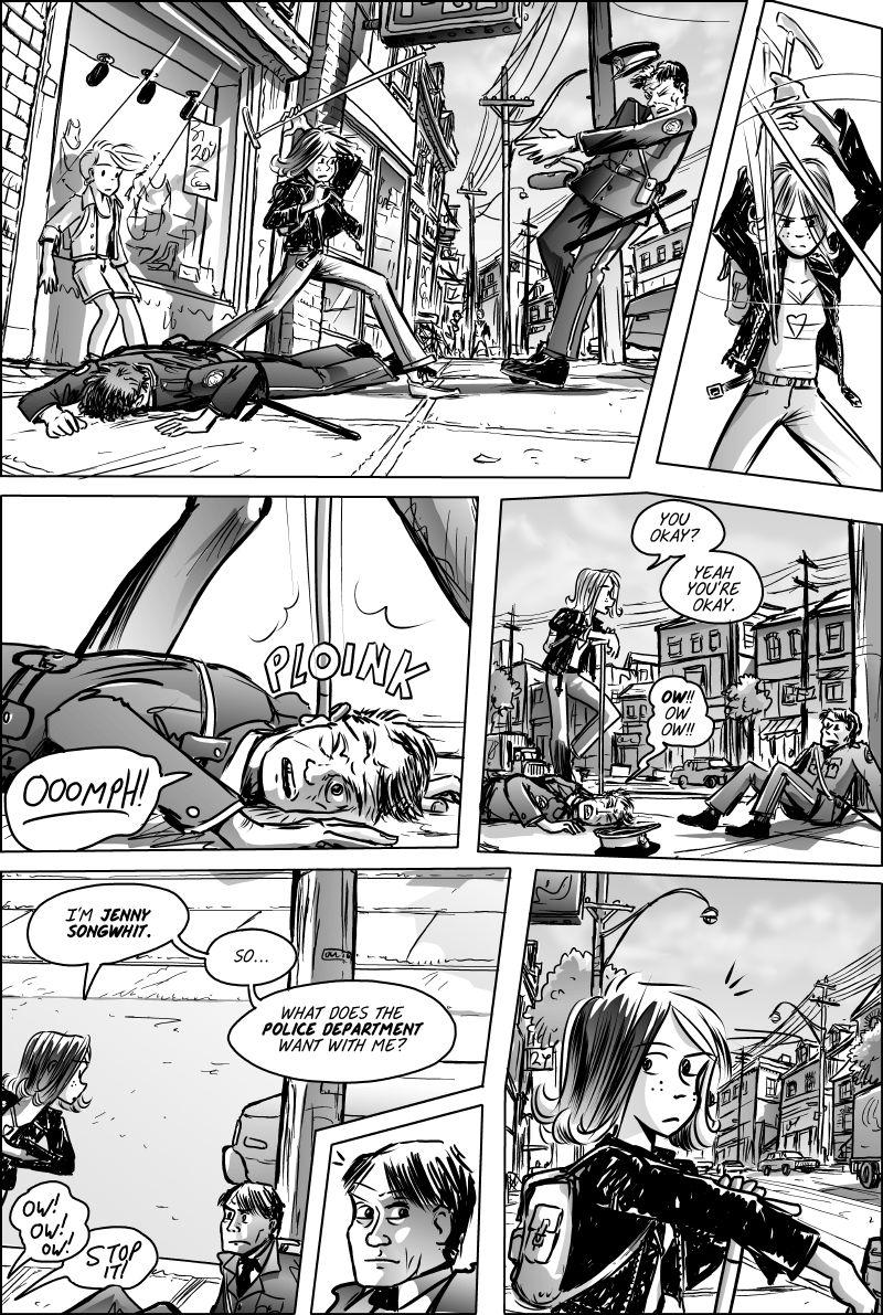 Jenny Mysterious Chapter#2 Page#59