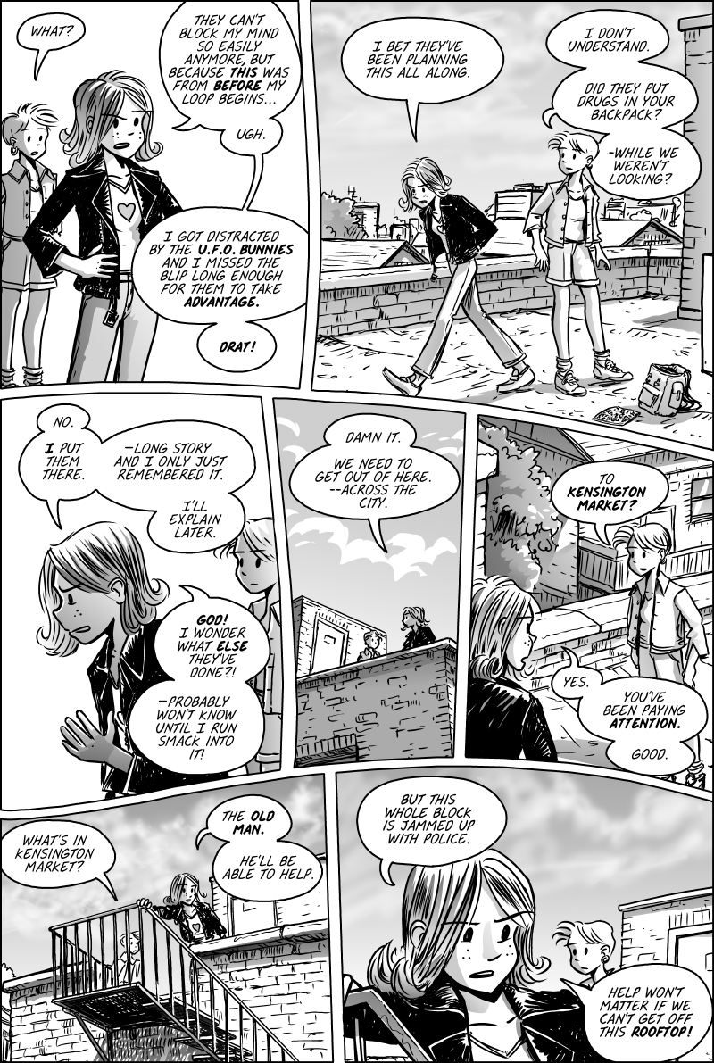 Jenny Mysterious Chapter#2 Page#68