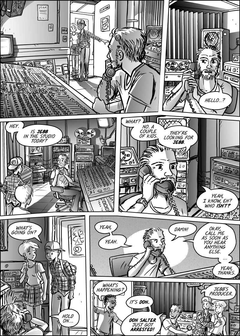 Jenny Mysterious Chapter#2 Page#80